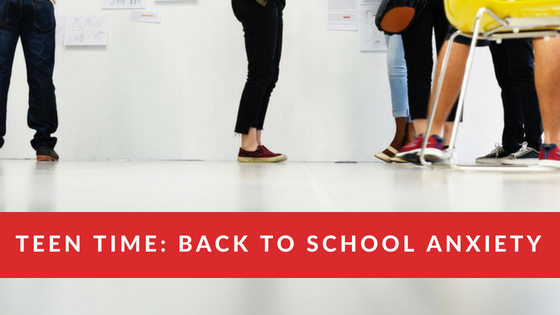 Back to School Blog Header