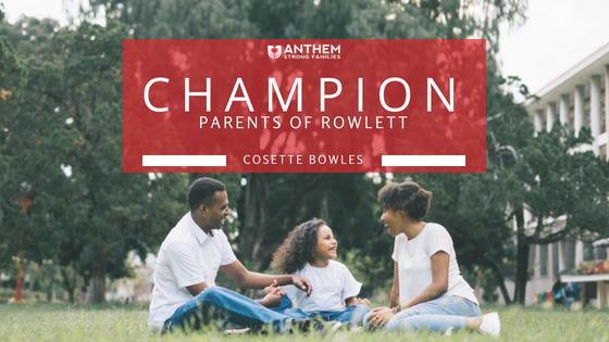 Champion Parents of Rowlett Blog Header